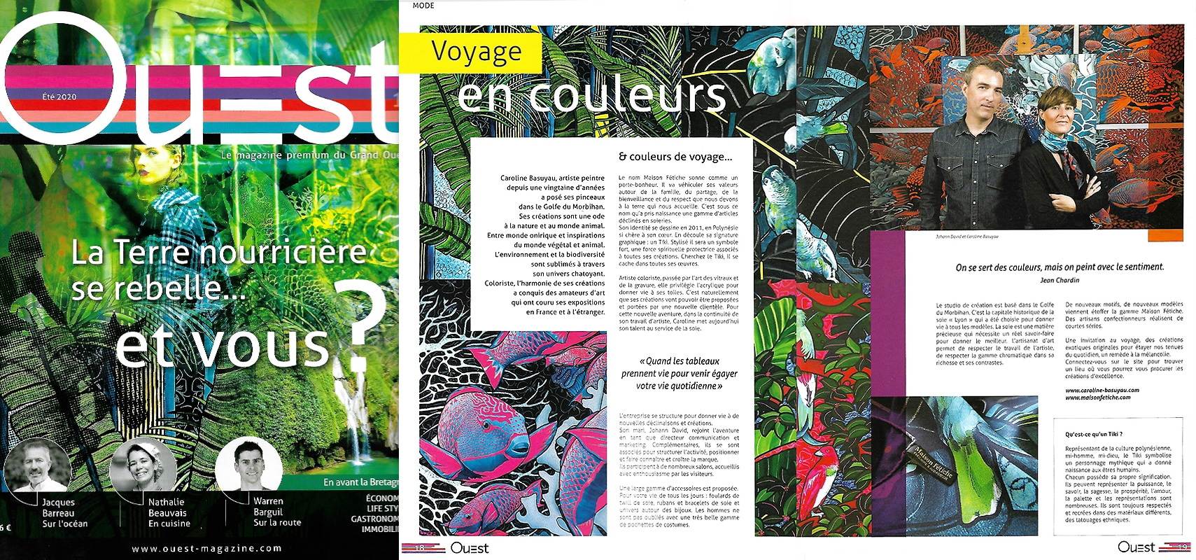 Ouest mag 1