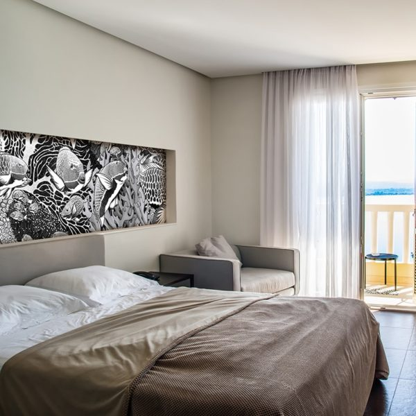 papier peint panoramique la danse noir et blanc tapissere sous marin poisson ambiance5 maison fetiche