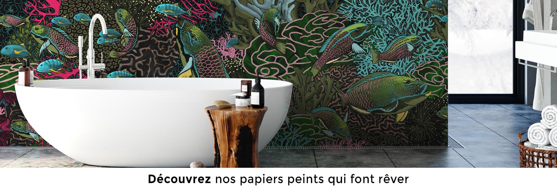 Nouveau Papier peint La Danse Allure Maison Fetiche